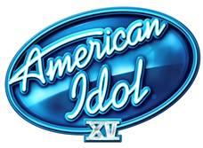 American Idol XV Logo
