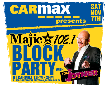 Carmax Block Party