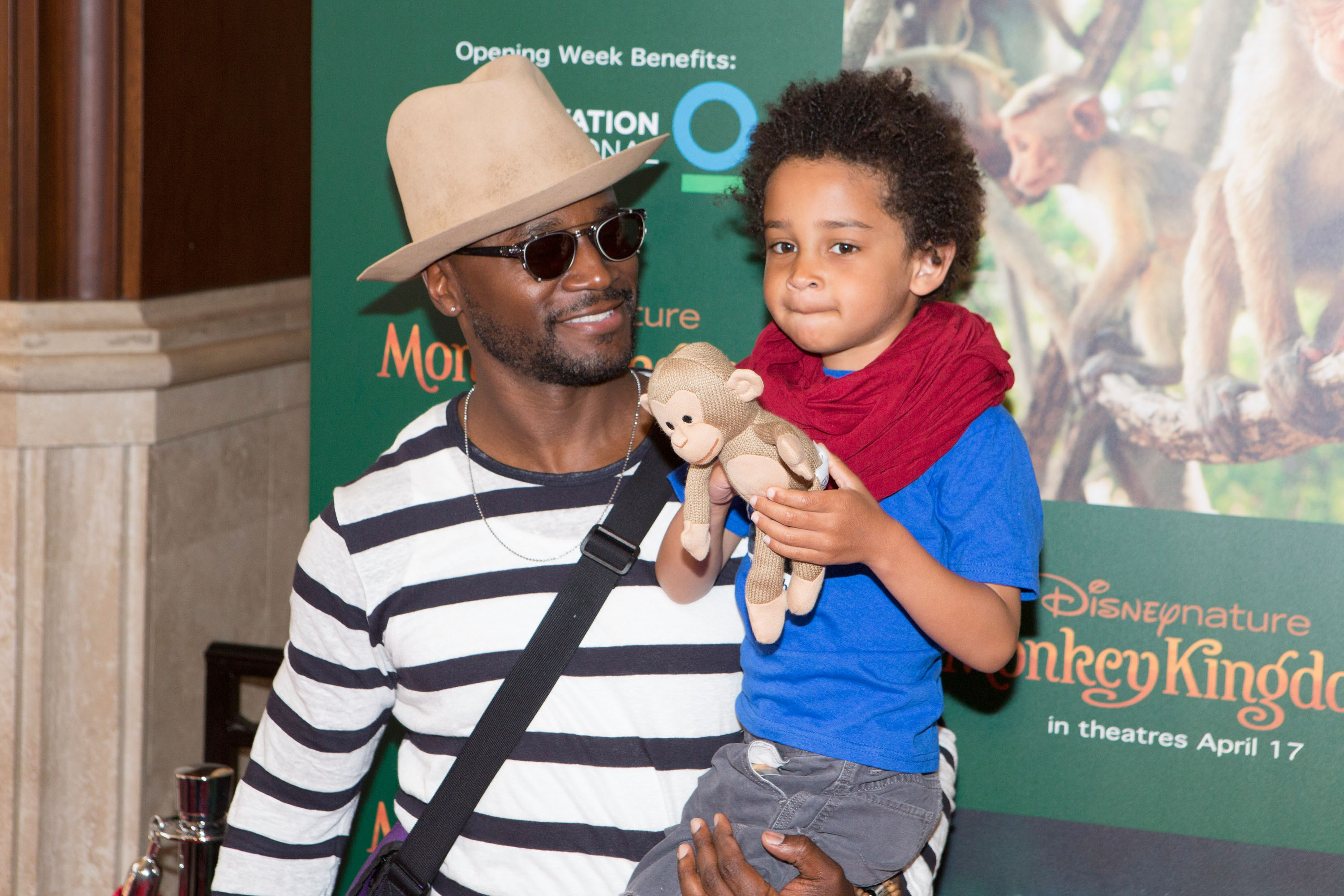 Premiere Of Disneynature's 'Monkey Kingdom' - Arrivals