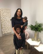 The Best Photos Of Kimora Lee Simmons In Mommy Mode