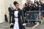 21 Times Janelle Monae Killed The Fashion Game Rocking Black & White