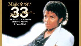 Thriller Album Anniversary