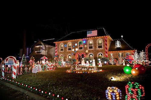 prestonwood forest lights - Christmas In Houston 2015