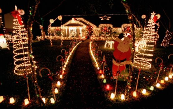 shepherd park and candlelight park - Prestonwood Forest Christmas Lights