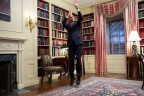 Here Are 21 Of President Barack Obama's Best Photos Of 2015