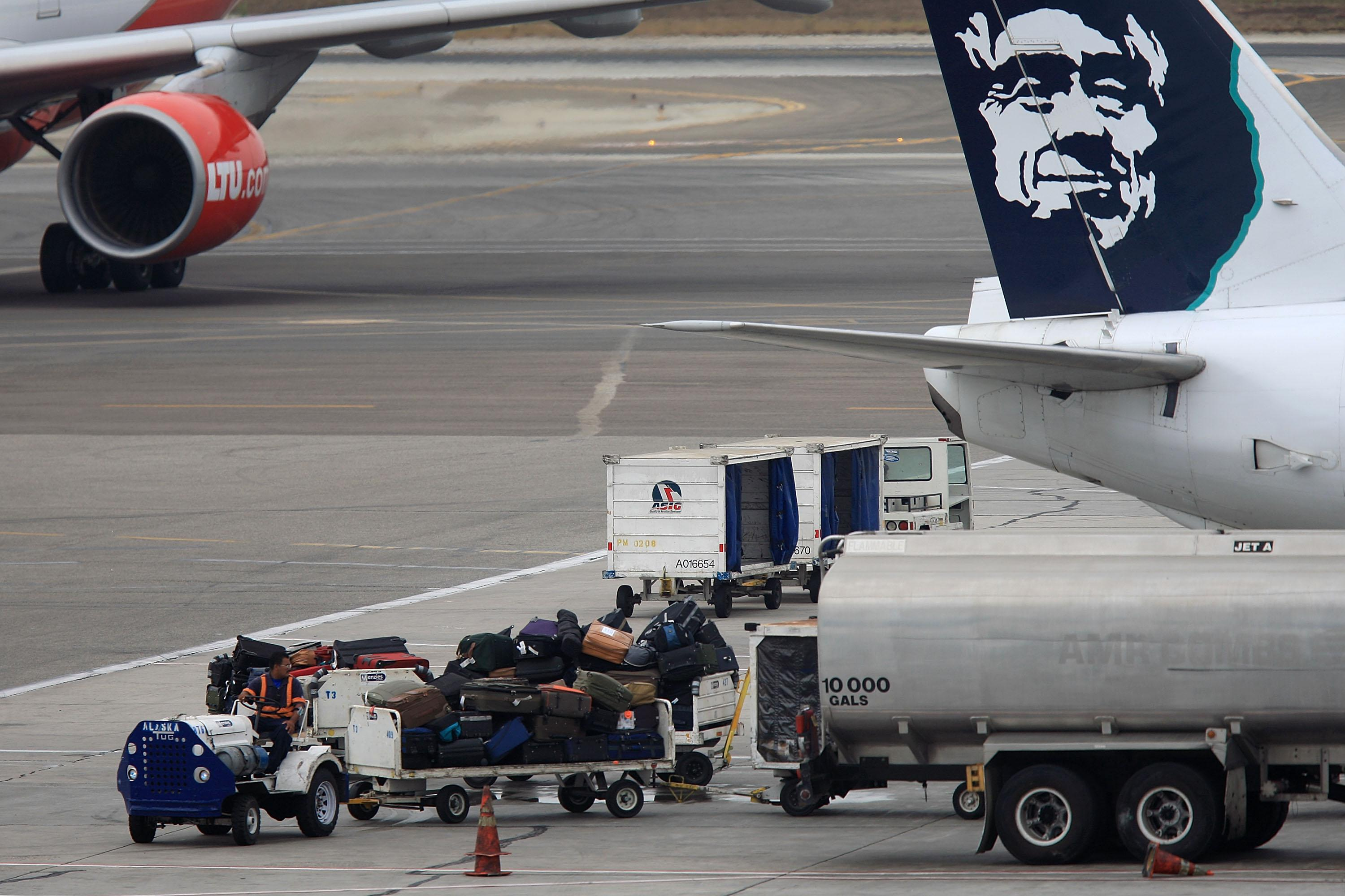 Alaska Airlines To Cut Staffing By 10 Percent