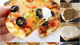 Mexican Pizza Recipe