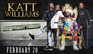 2016 Katt Wiiliams Conspiracy Theory Comedy Show