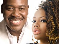 Will Downing and Lalah Hathaway at Arena Theatre Houston