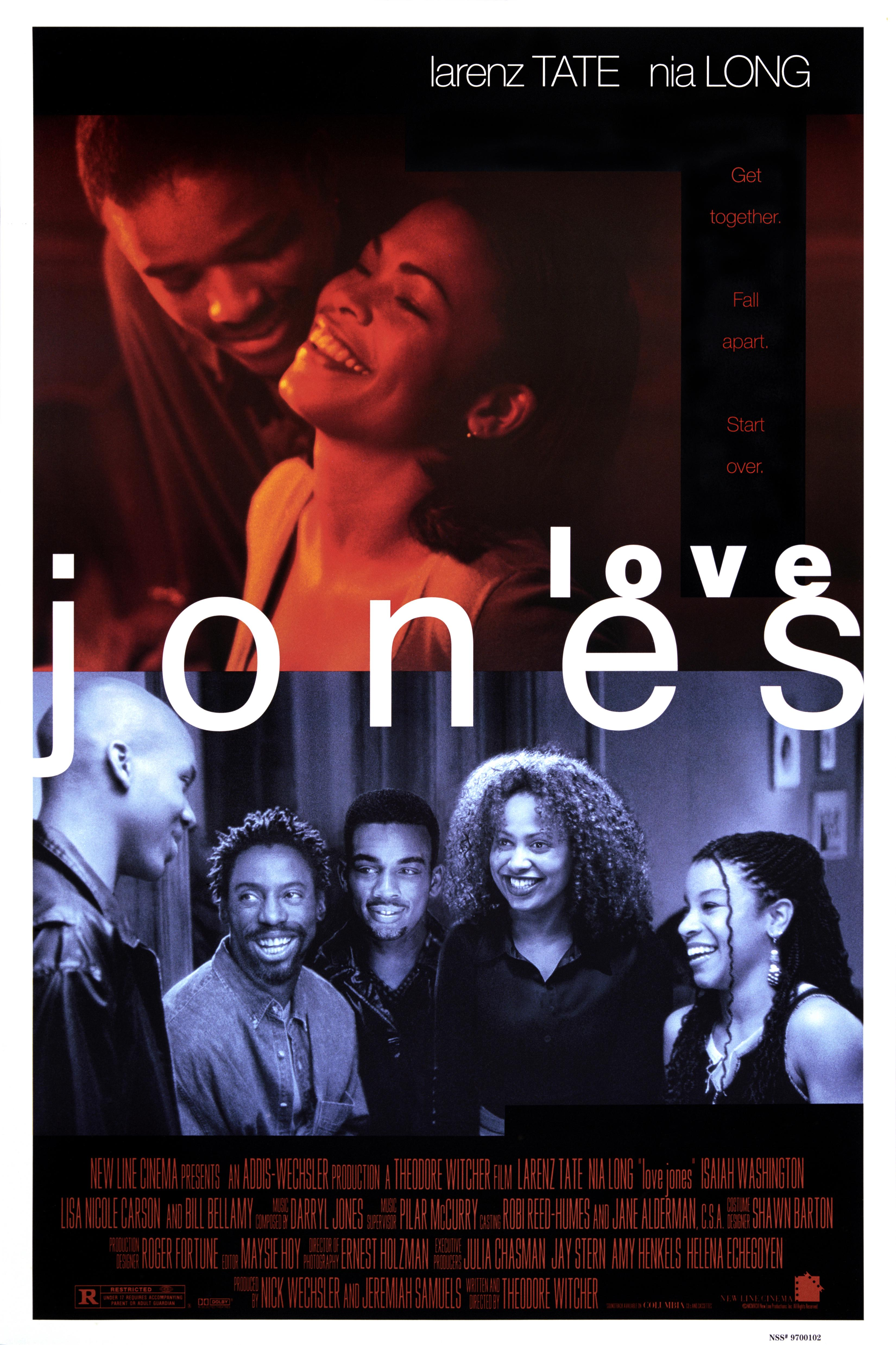 Poster For 'Love Jones'