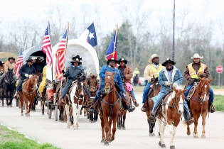 Houston's African-American Trail Riders