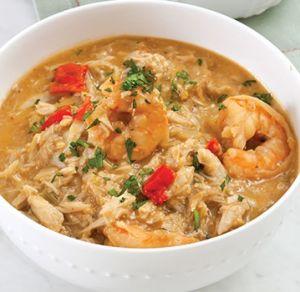 Crab and Shrimp Stew Recipe