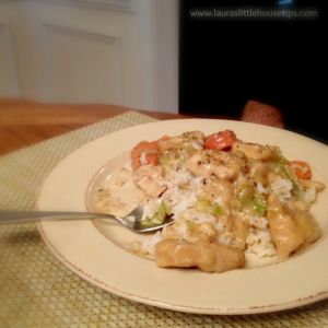 Quick and Easy Chicken and Rice Recipe