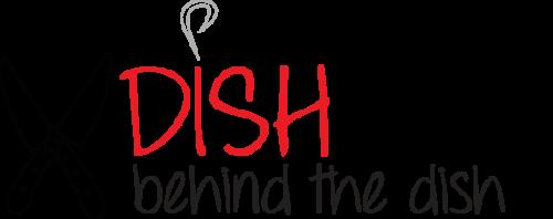 Dish Behind The Dish Logo