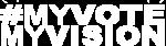 My Vote My Vision NavBar Logo