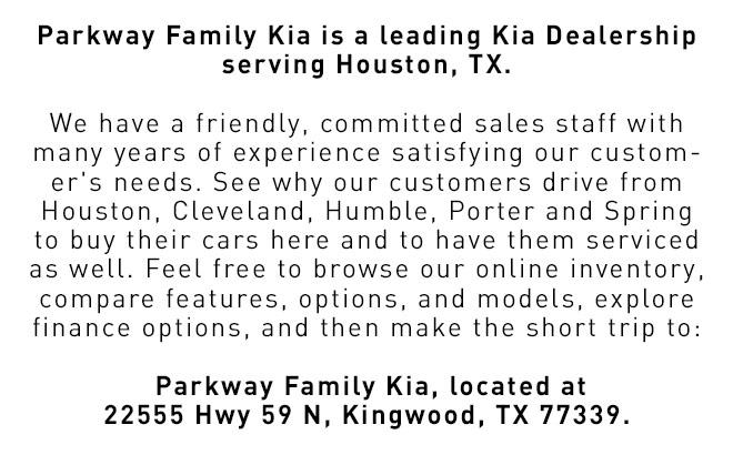 Parkway Family Kia