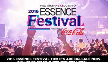 2016 Essence Festival