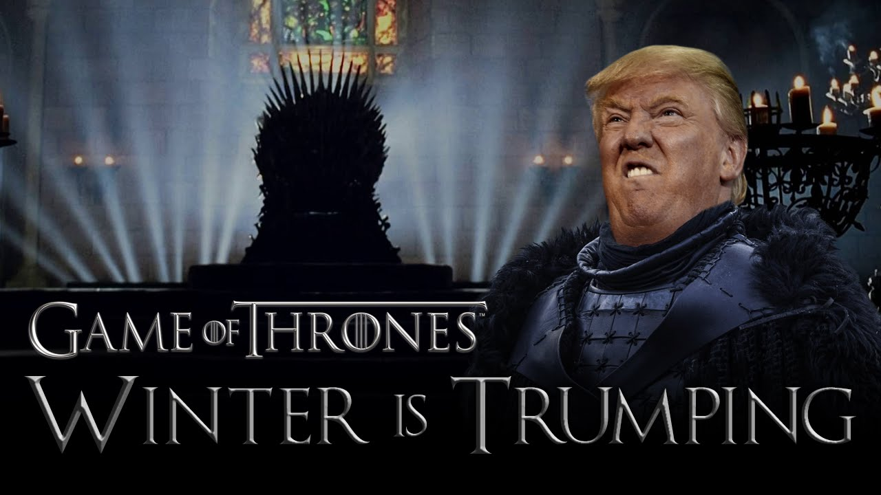 Winter Is Trumping