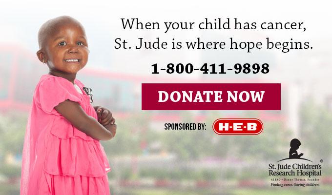 St. Jude banner updated