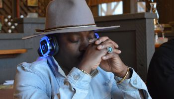Anthony Hamilton Listening Party