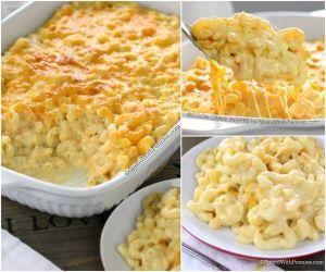 Creamy Macaroni and Cheese Casserole