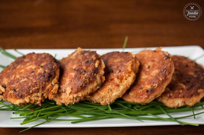Salmon Croquettes | 93.9 WKYS