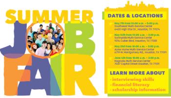 Summer Job Fair