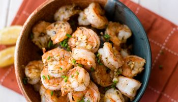 Parmesan-Roasted Shrimp