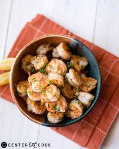 Parmesan-Roasted Shrimp