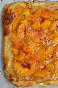 Southern Soul Peach Tart