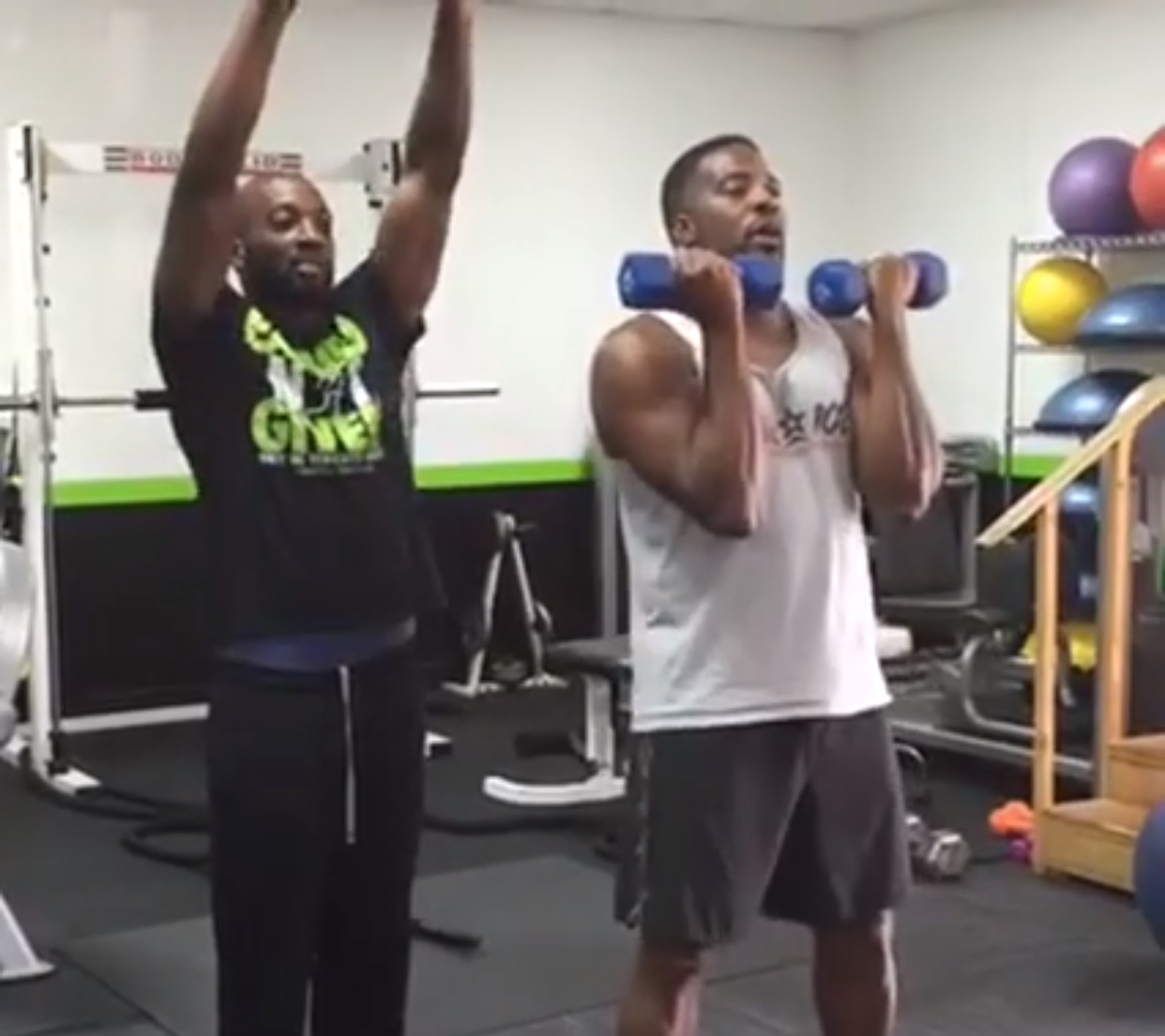 Bassman Workout