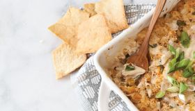 Creole Crab Dip
