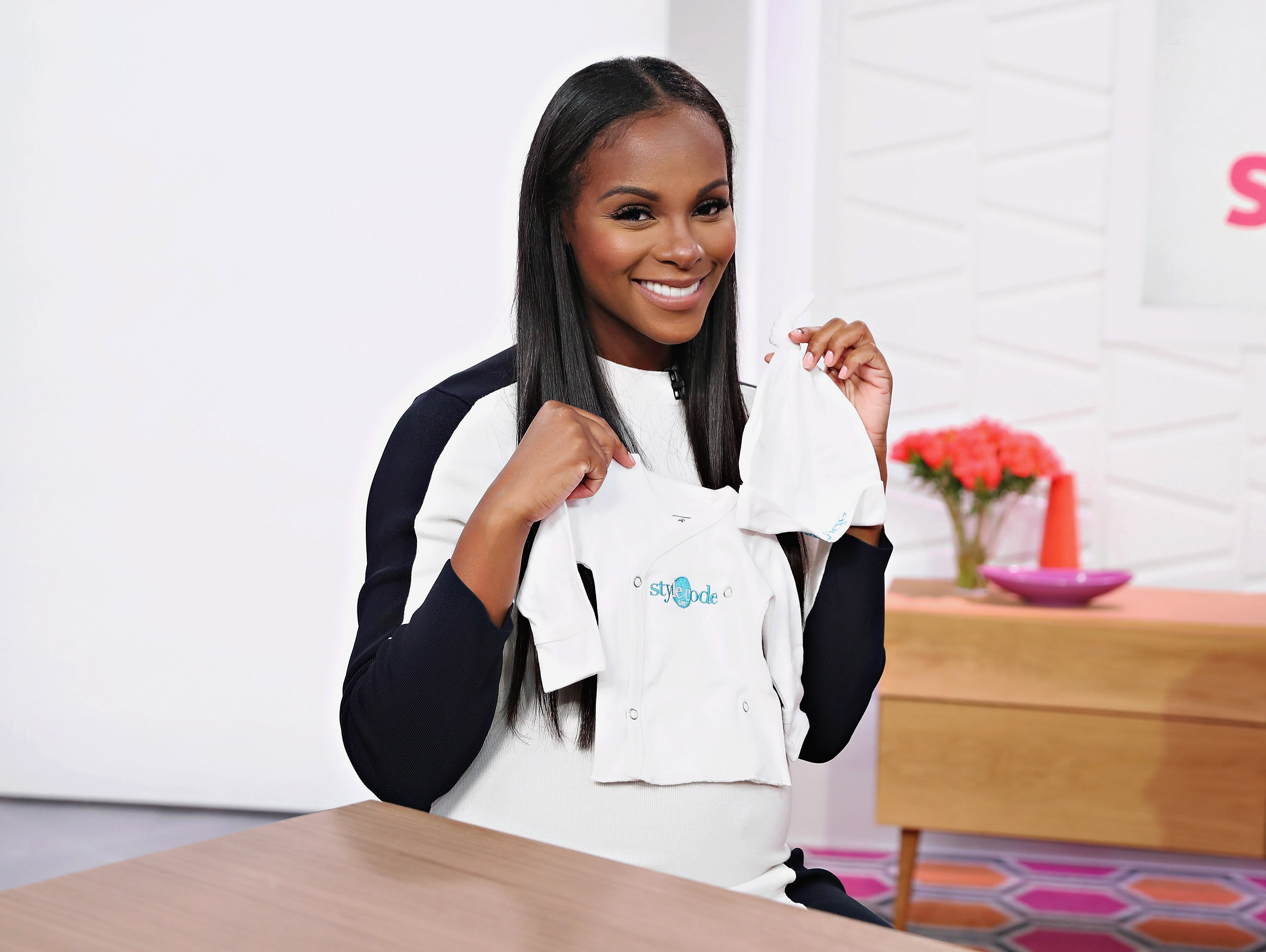 Tika Sumpter Appears On Amazon's Style Code Live