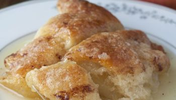 Country Cinnamon Apple Dumplings