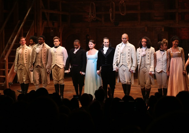 Lin-Manuel Miranda's Final Performance In 'Hamilton' On Broadway