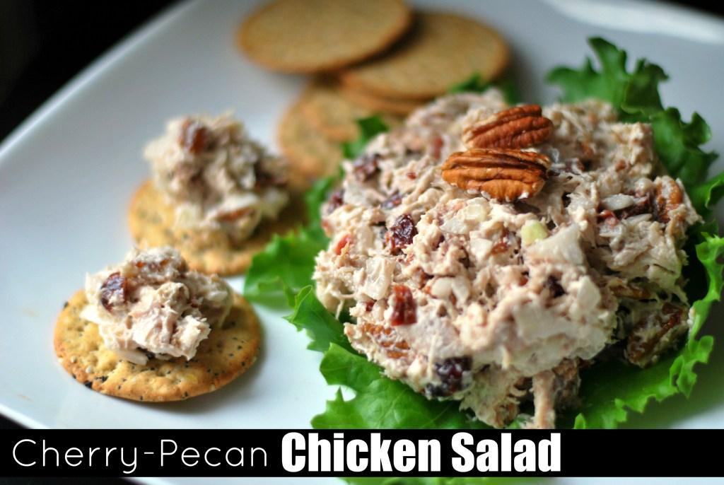 Cherry-Pecan Chicken Salad