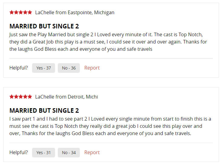 married but single too reviews
