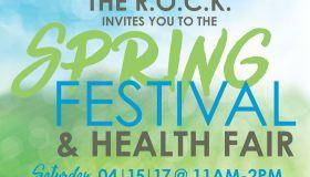 2017 Spring Festival Health Fair