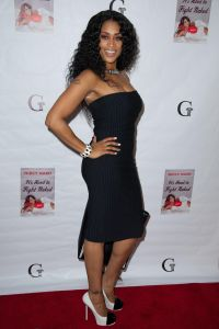 Actress And Comedian Niecy Nash Celebrates The Release Of Her New Book 'It's Hard To Fight Naked'