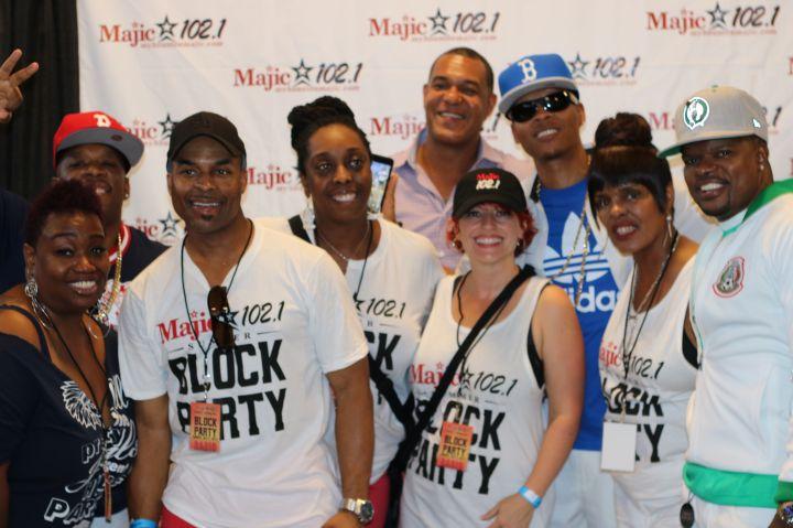 Majic Summer Block Party: Bell Biv DeVoe Meet & Greet [PHOTOS]