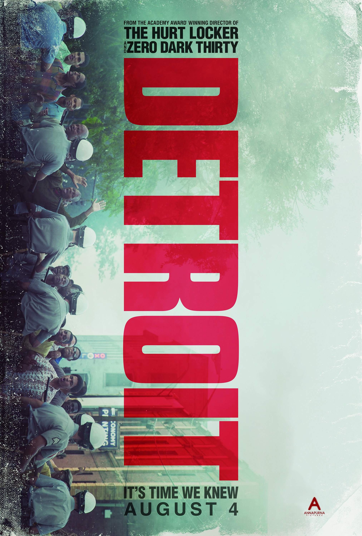 2017 Detroit Movie