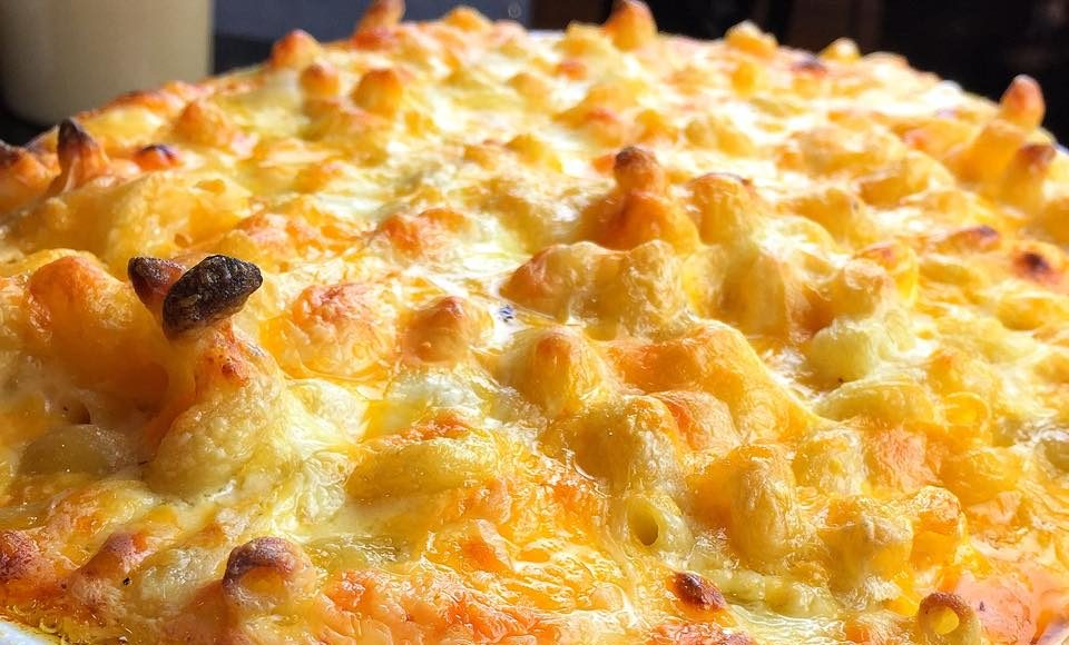 6 Cheese Mac & Cheese
