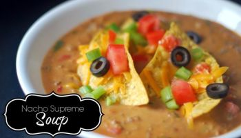 Nacho Supreme Soup