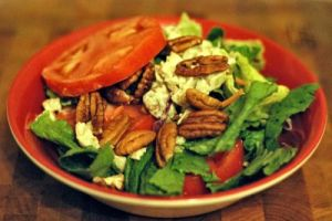 Southern Pecan Chicken Salad