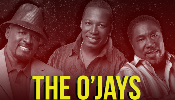 Majic under the stars The O'Jays