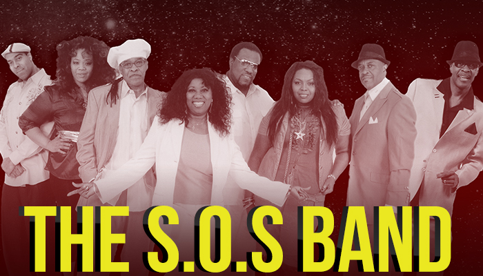 Majic under the stars The S.O.S Band
