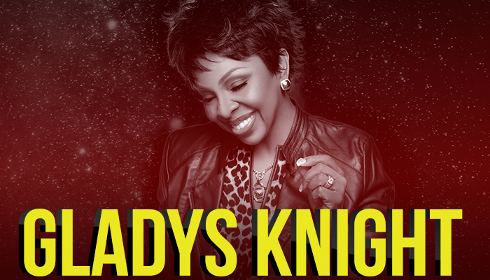 Majic under the stars Gladys Knight