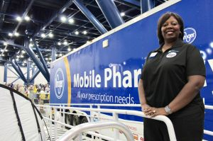 Dr. Marla Fielder Regional Head of Pharmacy for Kroger Co.