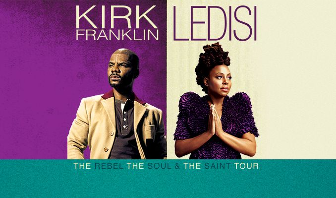 2017 Kirk Franklin and Ledisi