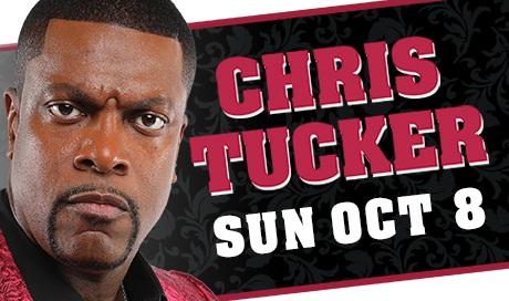 2017 Chris Tucker Live